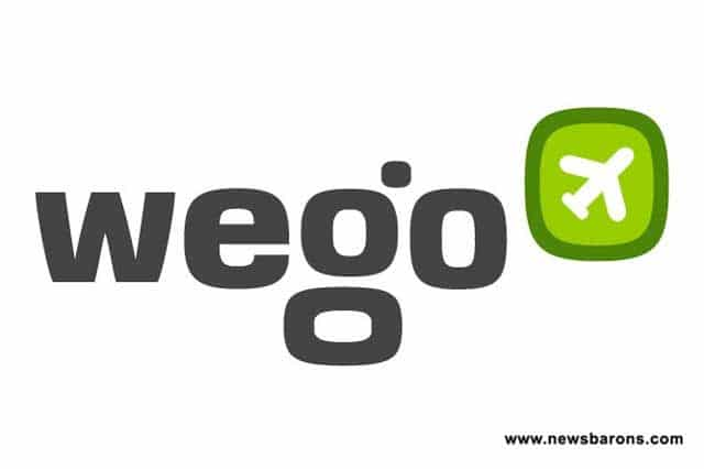 WEGO Travel logo, WEGO travel image, WEEGO Travel Site Asia, WEGO Travel Site Middle East. Travel Business News in India