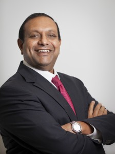 Ram Devagiri Executive Director and Head of Facility Management Service
