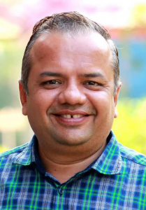 Limesh Parekh, CEO at Enjay IT Solutions