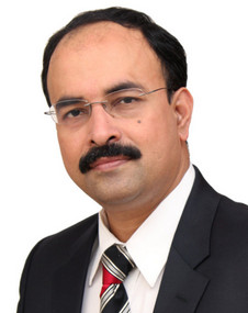 Shubhranshu Pani, Managing Director, JLL Consulting and Infrastructure
