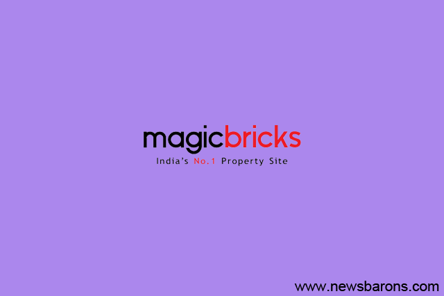 magic bricks logo