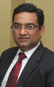 Amol Naikawadi is the JMD of Indus Health Plus