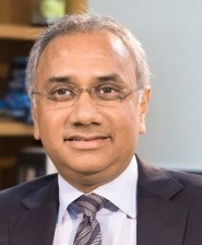 Salil Parekh, CEO & MD, Infosys