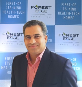 Mr. Rajesh Mhatre- CEO- Real Estate, Vascon Engineers Limited
