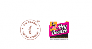 Hey DeeDee logo & The Bombay Natural Company logo