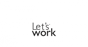 Let's Work logo