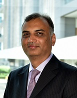 Rakesh K. Singh, Group Head - Investment Banking, Private Banking, Capital Markets and Financial Institutions at HDFC Bank.