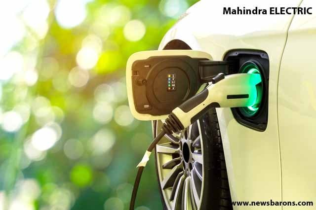 Mahindra-Electric