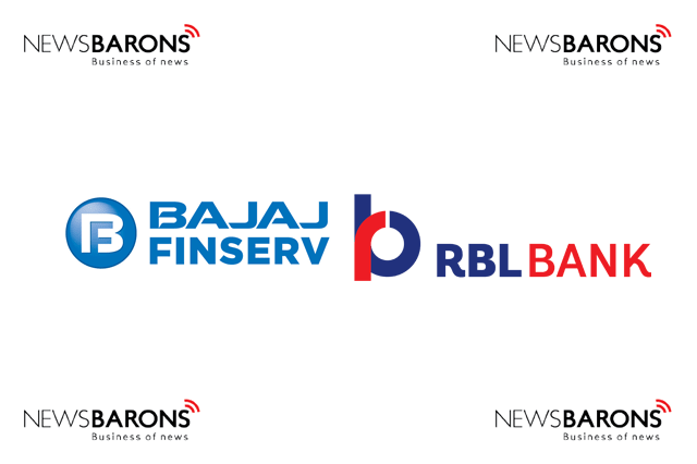 baja finserv and rbl bank logo images