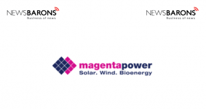Magenta Power logo