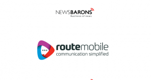 Route mobile logo