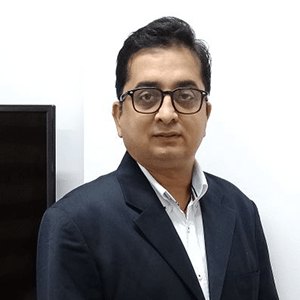 Dinesh Samudra, co-founder of Clinivantage Healthcare Technolohies