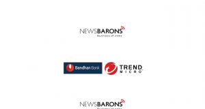 bandhan bank logo and trend micro-logo