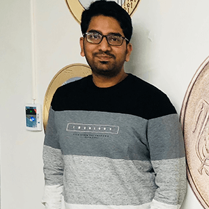 Akash Sinha, Co-Founder and CEO of Cashfree