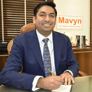 Mr Sachin Haritash, Founder, Mavyn