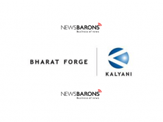 Bharat Forge Limited logo