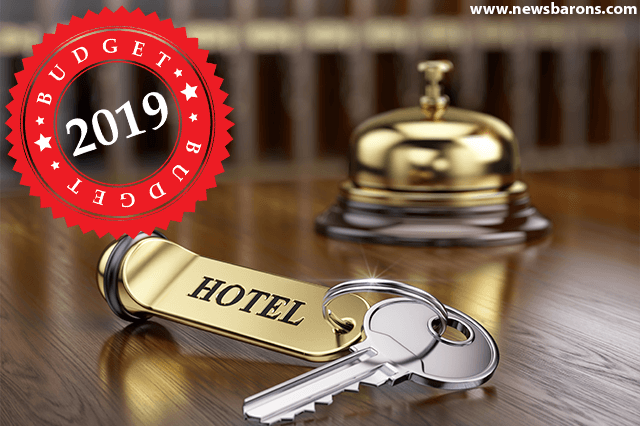 Travel and Hospitality Budget 2019