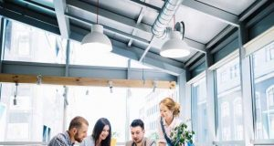 Coworking space offer