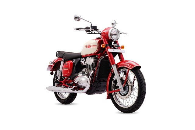 Jawa Motorcycles 90th Anniversary Edition